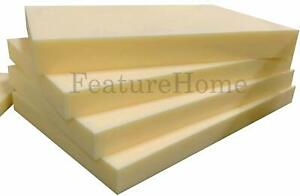 MEMORY FOAM - ALL SIZES - For Extra Comfort and Support - Great for Seating.