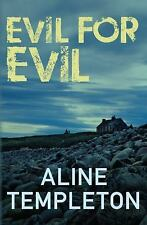 Evil for Evil: A DI Marjory Fleming Novel (Detective Inspector Marjory Fleming),