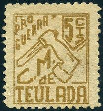 FISCALES PRO GUERRA C.M. DE TEULADA 5 CTS