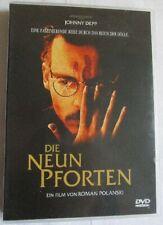 Die neun Pforten, Eine faszinierende Reise durch das Reich der Hölle. DVD