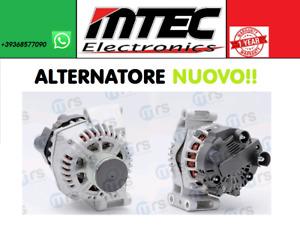 Alternator Fiat Punto / Large (199) 1.3 D Multijet 90 Cv 66 Kw / Mito Panda