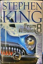 Stephen King: From A Buick 8 A Novel (2002, Book Club Hardcover, Large Print)