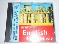 Rough Guide To English Roots Music - NEW - SEALED - CD