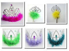 NEW GIRL PRINCESS WAND TIARA CROWN diva Birthday Favor Party U choose LOT