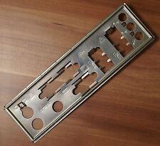Seltene Mainboard Blende IO I/O Shield Backplate Nr.15 (A3)