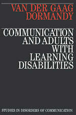Communication and Adults with Learning (Exc Business And Economy (Whurr)), Good