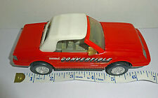 Vintage Buddy L Convertible Red Ford Mustand 1983 car