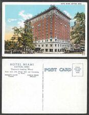 Old Ohio Postcard - Dayton - Hotel Miami