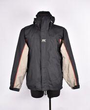 Helly Hansen con cappuccio Uomo impermeabile giacca cappotto taglia M