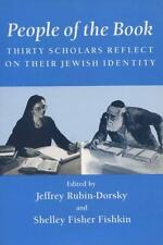 People of the Book: Thirty Scholars Reflect on Their Jewish Identity (-ExLibrary