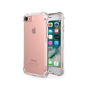iPhone 7/8 SE (2nd GEN) Cushion Gel Case - Clear