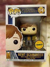 Newt Scamander Funko pop!  #14 CHASE Harry Potter Crimes of Grindelwald