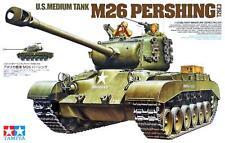 Tamiya U.S. Medium Tank M26 Pershing (T26E3) 1:35 Scale #35254