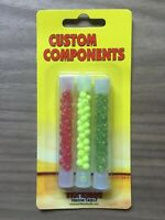 Northland Fishing Tackle - Salmon Beads - Size 5mm - Assorted - 125/Card
