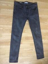 "Topman Stretch Skinny Jeans Size 32R Leg 29"""