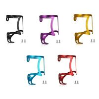 Bicycle Water Bottle Cage Mountain Bike Cycling MTB Drink Cup Holder Aluminum