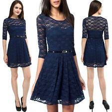 8427e620535 Buy 3/4 Sleeve Mini Dresses for Women | eBay