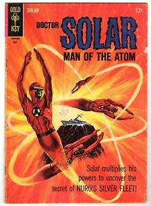 Doctor Solar Man of the Atom #12, Very Good Condition