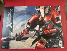 Xenoblade chronicles collectors edition brand new never opened for wii,wiiu