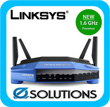GENUINE Linksys WRT1900ACS Wi-Fi Router NBN Ready UPGRADED FASTER CPU WRT1900AC