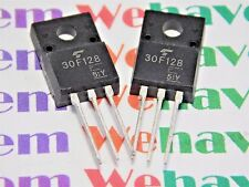 GT30F128 / 30F128 / DISCRETE IGBT / TO220FI / 2 PIECES  (qzty)