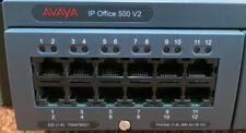 Avaya IP Office IP500 V2 Telephone Unit-PCS11 700476005 IPO 500