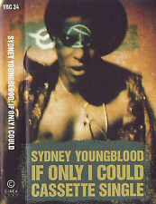 Sydney Youngblood ‎If Only I Could CASSETTE SINGLE Electronic House Circa ‎YRC34