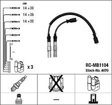 IGNITION HT LEAD SET NGK RC-MB1104            4070