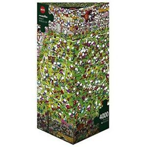 Puzzle 4000 Pièces Crazy World Cup - Mordillo