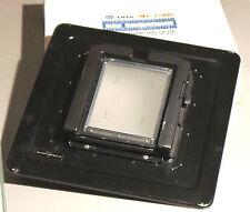 (PRL) TOYO PIASTRA RIDUZIONE 20x25 10x12 4x5 REDUCTION PLATE ADAPTER ADATTATT.