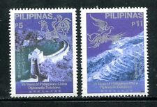 Philippines 2564-2565, MNH.  Philippines-China Diplomatic Relations - 25th Anniv