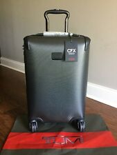 Tumi CFX Carbon Fiber Elvington International Carry on Black 35070CB 995
