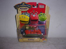 Chuggington Wooden Railway - Calley - New in Package
