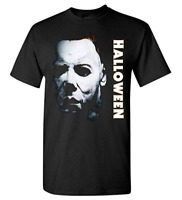 Halloween Michael Myers Logo Tee T-Shirt