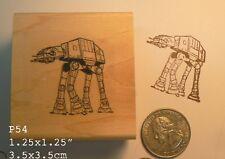 Imperial Walker line art rubber stamp P54