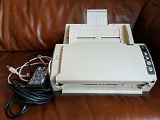 Fujitsu Fi-6110 High speed Duplex Document scanner