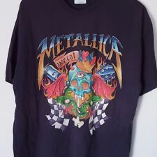 Metallica vintage t-shirt MEDIUM MENS BLACK