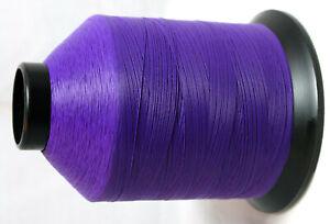 Gudebrod Purple #468 NCP Rod Building Thread 4 oz Size A 4800 Yd