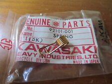 Kawasaki H2, H1, S, KH series spark plug cap spring, NOS