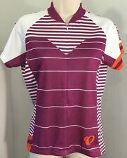 Pearl Izumi Womens Size S Short Sleeve Cycling Jersey Shirt