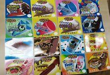 16 New Richs Ice Cream Stickers For Ice Cream Trucks Or Push Carts