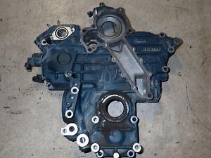Kubota D1703-M-ET08 1.7L 3 Cylinder Diesel Engine Timing Cover 1A053(BB)