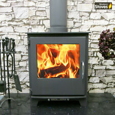 Wood Burning Multi-Fuel Neo 5kw Contemporary Burner Modern Stoves