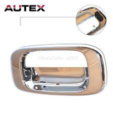 19120859CH Chrome Tailgate Handle Bezel for Chevrolet Silverado 2500 HD 2001-06