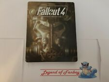 * New * Fallout 4 - PC Game + Steelbook Case (G2 size) - From Pip-Boy Edition
