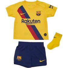 Nike - FC Barcelona 2019/20 Baby Away Kit - 24-36 months - Full Kit