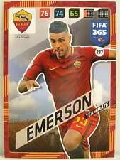 Panini Adrenalyn XL FIFA 365 2018 - #237 Emerson - AS Roma