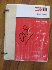 Case Ih 7110 Magnum Tractor Parts Catalog Original
