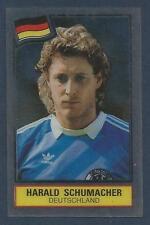 PANINI FOOTBALL SUPERSTARS 1984 -GERMANY-DEUTSCHLAND-HARALD SCHUMACHER