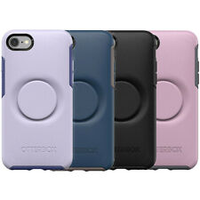 OtterBox for Apple iPhone 8 [Pop Symmetry Series] Stand Grip Case Cover Dual Lay